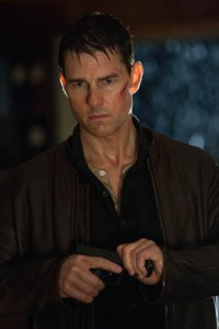 jack reacher cocking gun