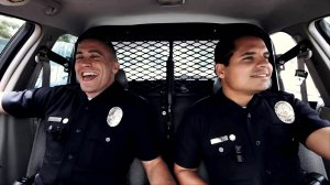End of Watch buddy cops