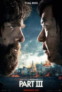 the hangover 3 poster close up