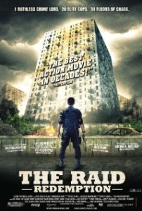 The Raid Redemption poster