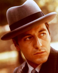 Al Pacino Godfather still