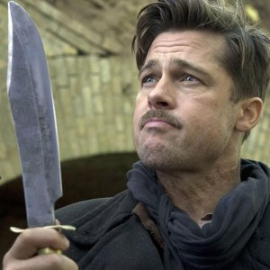 Inglourious Basterds Pitt Knife