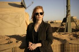 Zero Dark Thirty Chastain