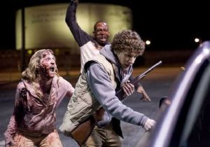 Zombieland car escape