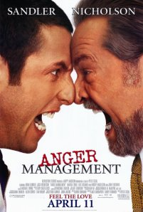 Anger Management Poster