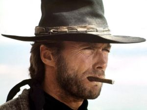 Clint Eastwood Cigar
