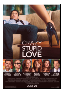 Crazy, Stupid, Love. Poster
