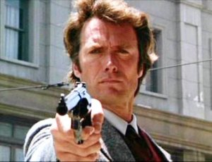 Dirty Harry Eastwood Gun