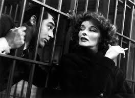 Katharin Hepburn Cary Grant jail