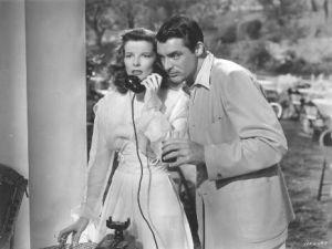 Katharine Hepburn Cary Grant Phone