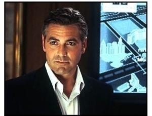 Ocean's Eleven Clooney