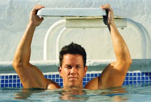 Pain & Gain Wahlberg Pool