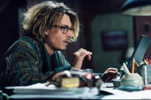 Secret Window Depp Typing