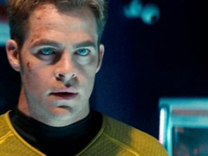 Star Trek Into Darkness Chris Pine