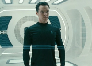 Star Trek Into Darkness Cumberbatch