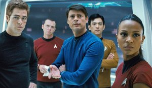 Star Trek Into Darkness Group