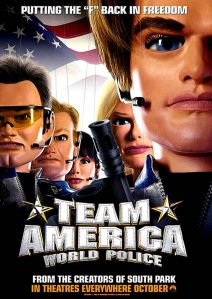 Team America World Police Poster