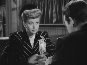 The Dark Corner Diner Lucille Ball