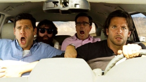The Hangover Part 3 Group Car