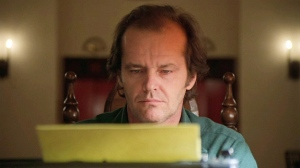 The Shining Jack Typing