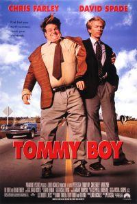 Tommy Boy Poster