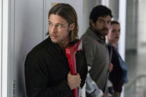 World War Z Pitt Axe