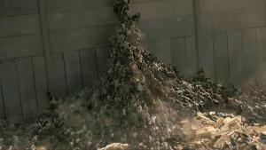 World War Z Zombie Pile