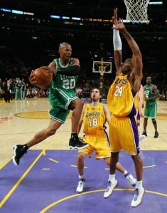 2008 NBA Finals Allen Bryant