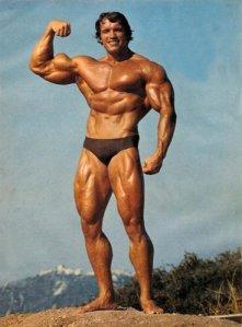 Arnold Schwarzenegger Mr. Universe