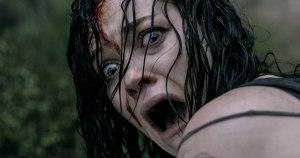 Evil Dead Girl Screaming