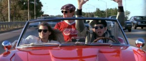 Ferris Bueller's Day Off Trio Ferrari