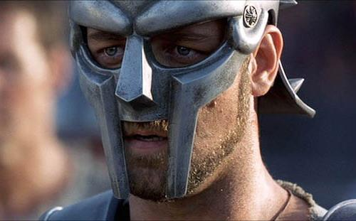 Gladiator 2000 brockingmovies for Mf doom tattoo