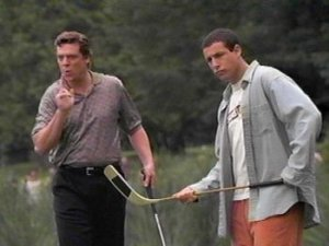 Happy Gilmore Happy Shooter