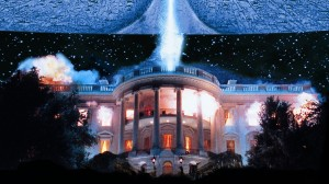 Independence Day White House Explosion