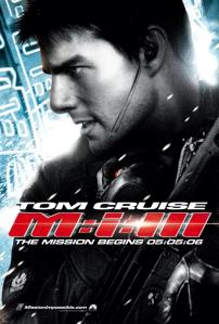 Mission Impossible 3 Poster