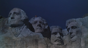 North By Northwest Mt Rushmore View