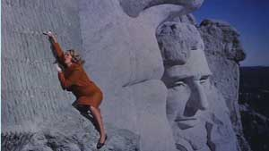 North By Northwest Rushmore Saint