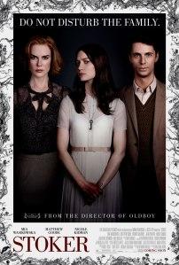 Stoker Poster 2