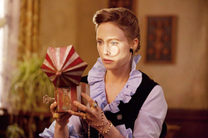 The Conjuring Farmiga music box