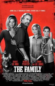 The Family Poster