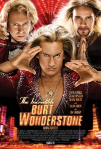 The Incredible Burt Wonderstone Poster 2
