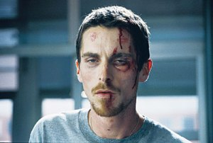 The Machinist Messed up face