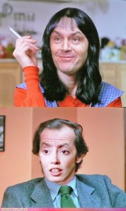 The Shining Face Swap