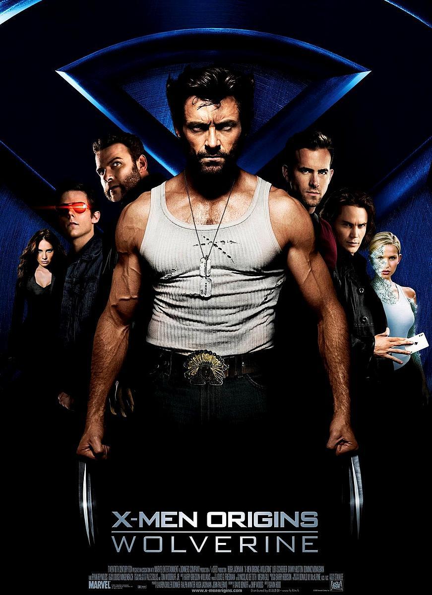 X men origins wolverine 2009 brockingmovies - Wolverine cgi ...