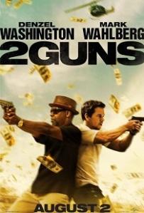 2 Guns Poster 2