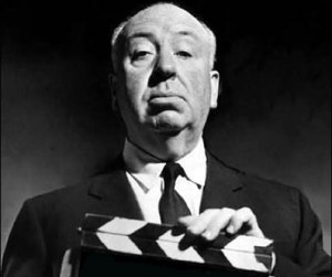 Alfred Hitchcock action