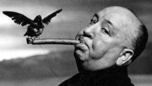 Alfred Hitchcock Cigar Bird