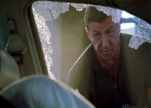 Bullet to the Head Stallone broken window