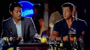 Bullet to the Head Stallone Kang