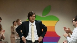 Jobs Kutcher Apple